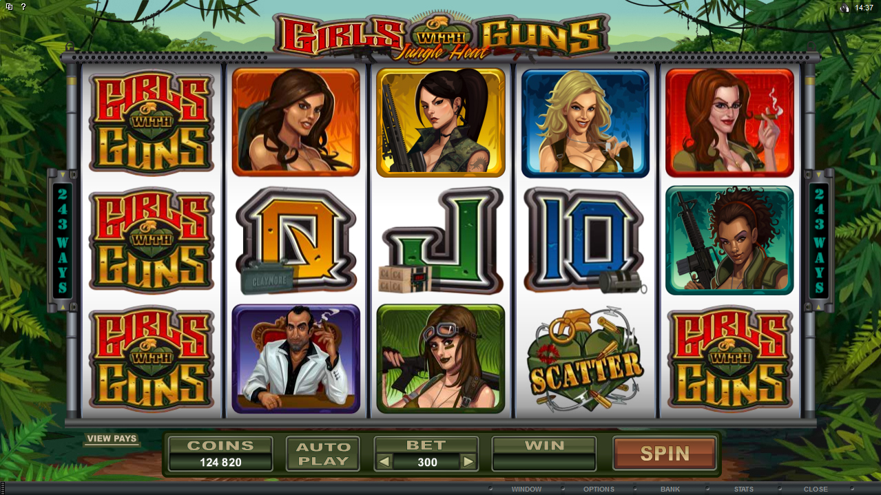 free casino games jungle wild