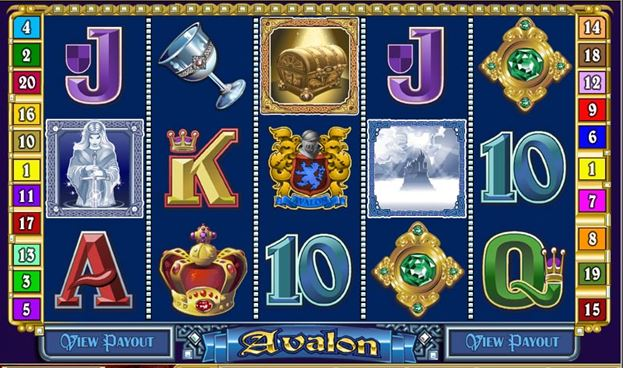 casino online list game onlin