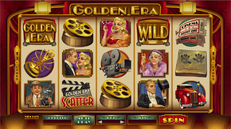 golden era spielen