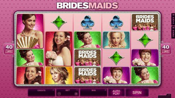 Bridemaids Slot